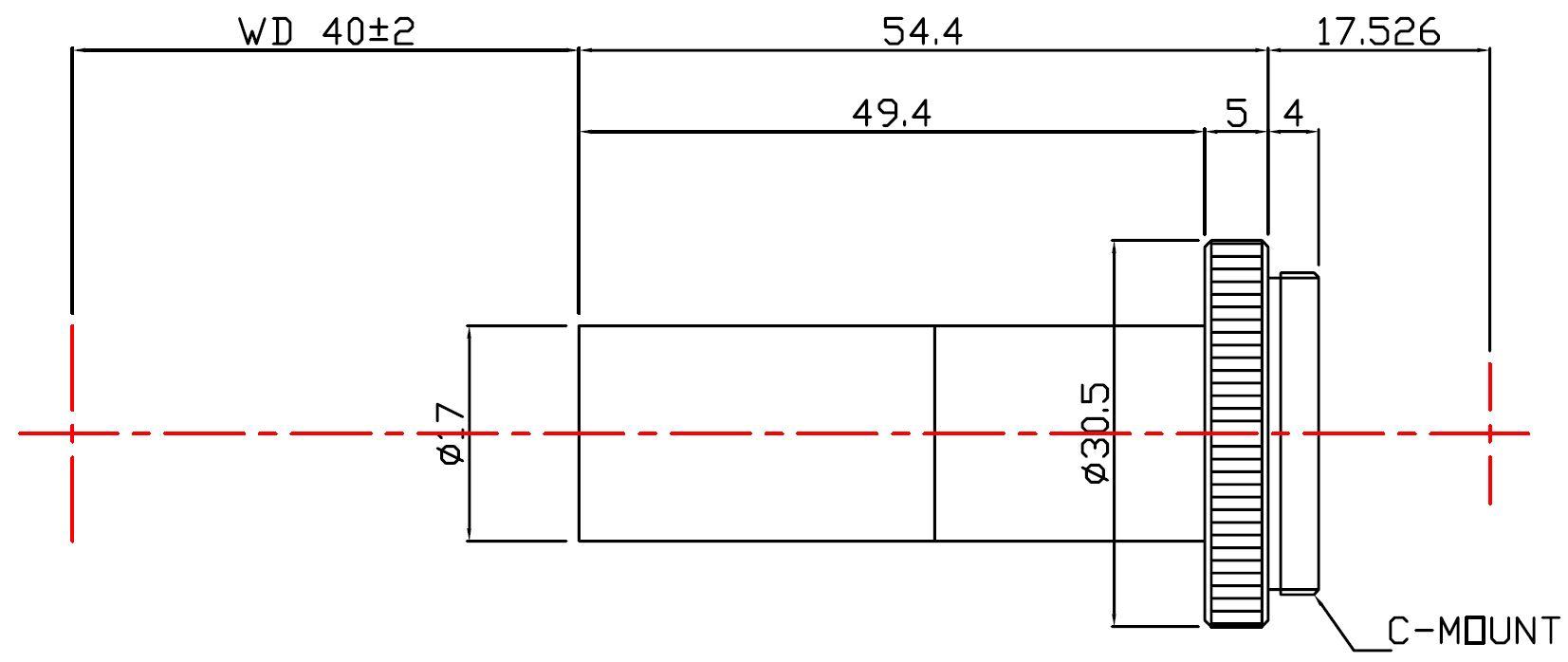 Lensagon TCST-60-40