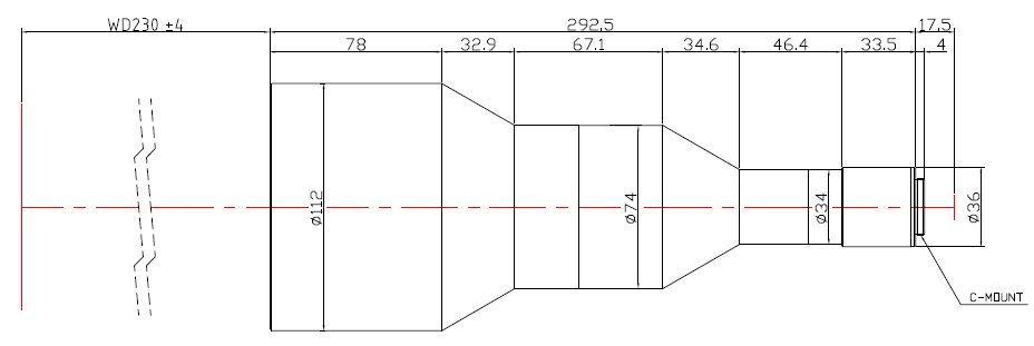 Lensagon TDC-012-230