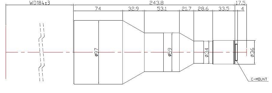 Lensagon TDC-0138-184