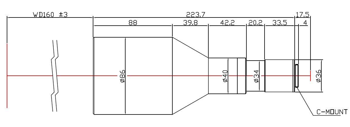 Lensagon TDC-0157-160