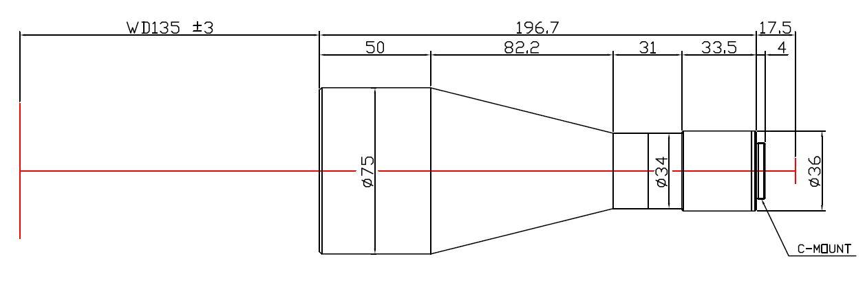 Lensagon TDC-0184-135
