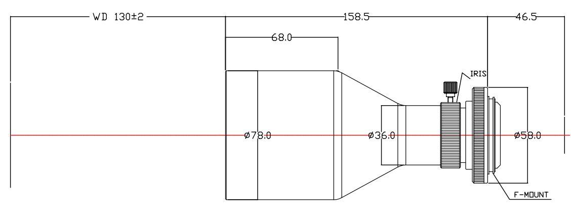 Lensagon TF8MHR-0348-130I