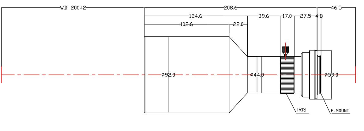 Lensagon TF8MHR-0348-200I