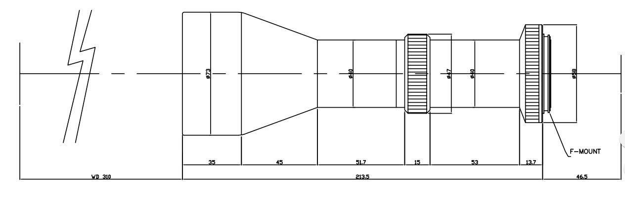 Lensagon TF8MHR-06-310I