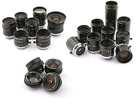 C-Mount lenses